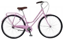 Probike Retro 1SP Pink  700C Ladies Heritage Bike